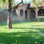 Автоматическая система орошения газона