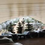 Системы туманообразования для кафе и ресторанов