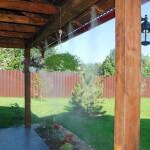 Система охлаждения для террасы