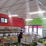 Увлажнение для хранения овощей, сыров, рыбы и фруктов