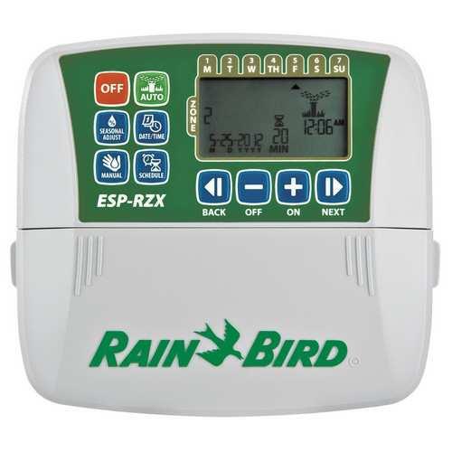 Контроллер ESP-RZX от Rain Bird для управления системой автоматического полива