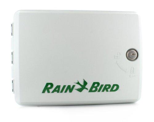 Передняя сторона ESP-4ME Rain Bird таймер полива