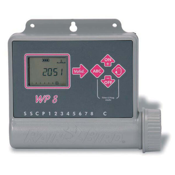 Контроллер для автоматического полива серии WP Rain Bird