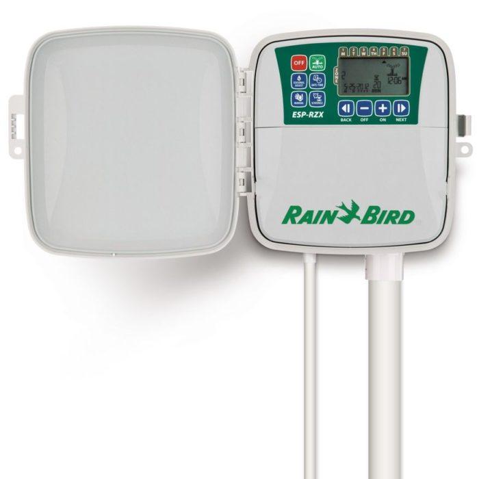 Контроллер наружный esp-rzx от Rain Bird для управления системой автоматического полива