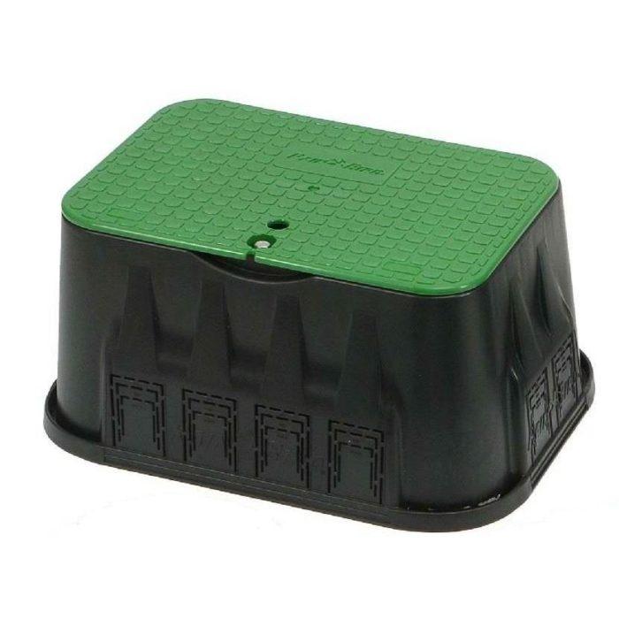 Бокс, короб для клапанов полива прямоугольный