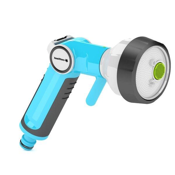 Пистолет для полива Cellfast ERGO с четырьмя функциями