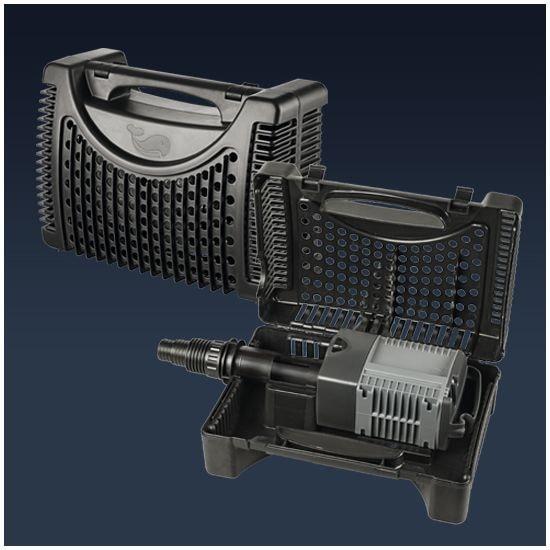 Насос с фильтрацией sicce ekopower для скиммера и подачи на фильтр с водопадом