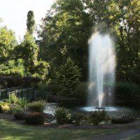 Аэрационный фонтан для водоема Rocket от компании Otterbine