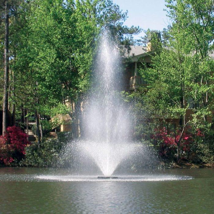 Аэрационный фонтан Tristar от компании Otterbine