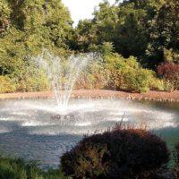 Аэрационный фонтан constellation для водоемов от Otterbine
