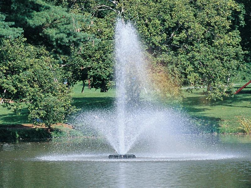 Аэрационные фонтан phoenix от компании Otterbine