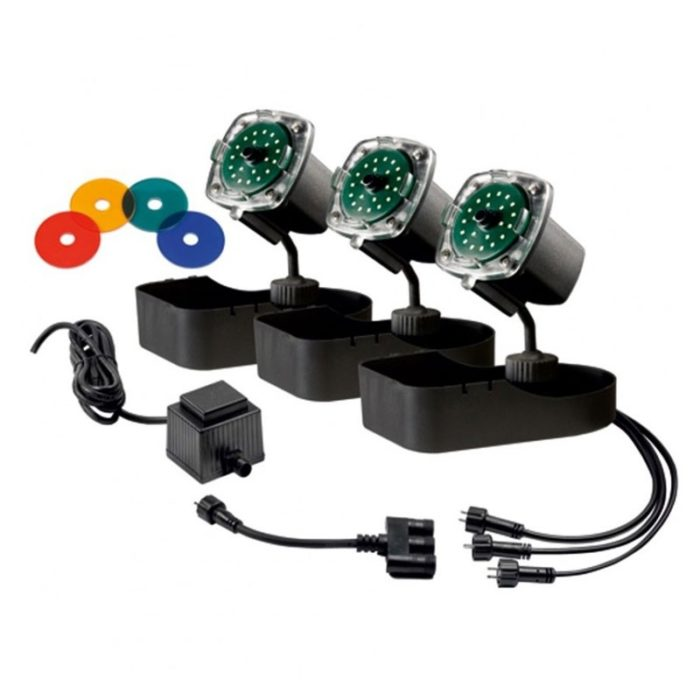 Подводная подсветка Sicce Nathur LED TRIO