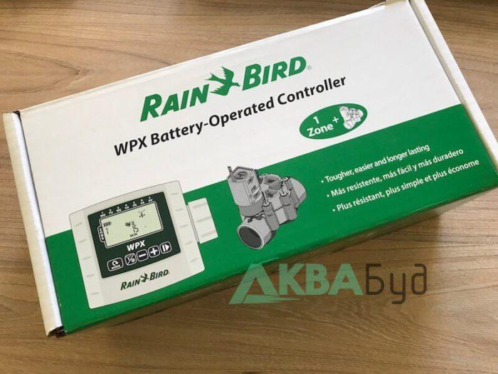 Контроллер от батарейки для полива Rain Bird WXP-DV-Kit 9V