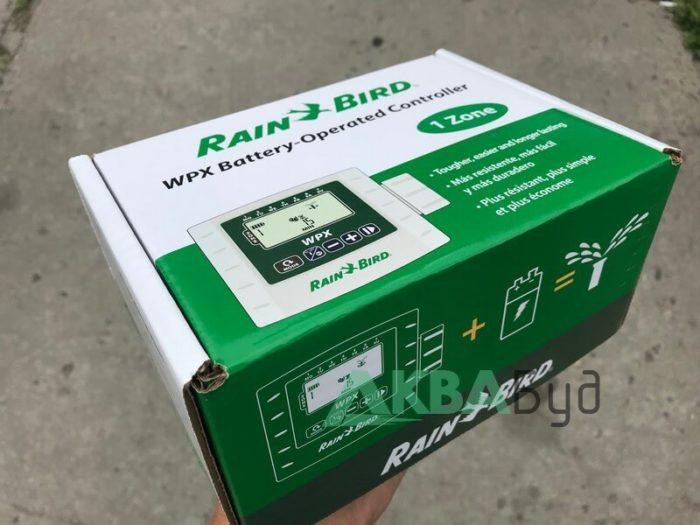 Автономный таймер для управления поливом Rain Bird WPX-1 9В