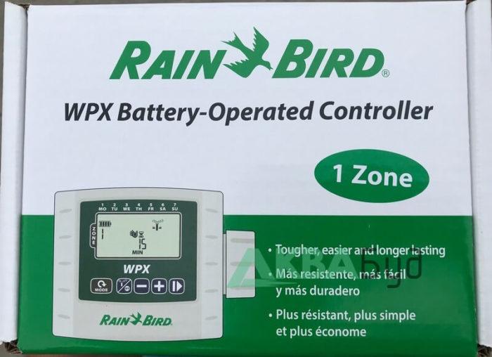 Таймер управления одной зоной Rain Bird WPX-1 9В