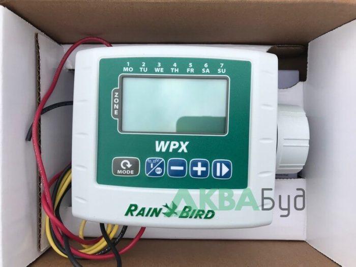 Автономный контроллер WPX-1 на батарейках для полива