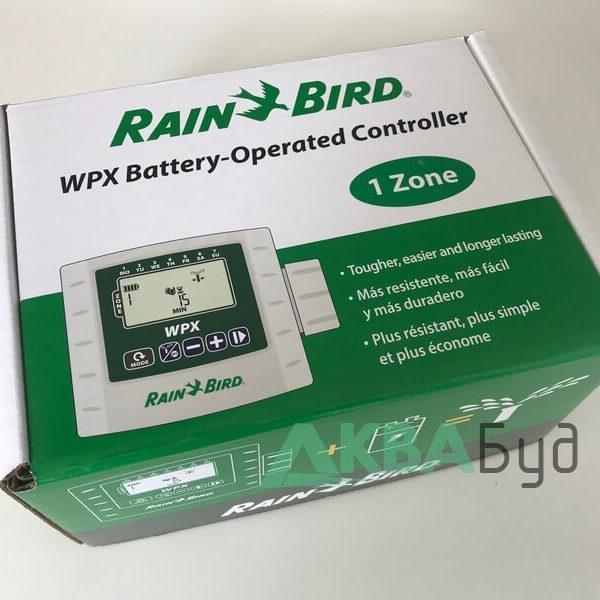 WPX-1 автономный контроллер-таймер Rain Bird управления поливом