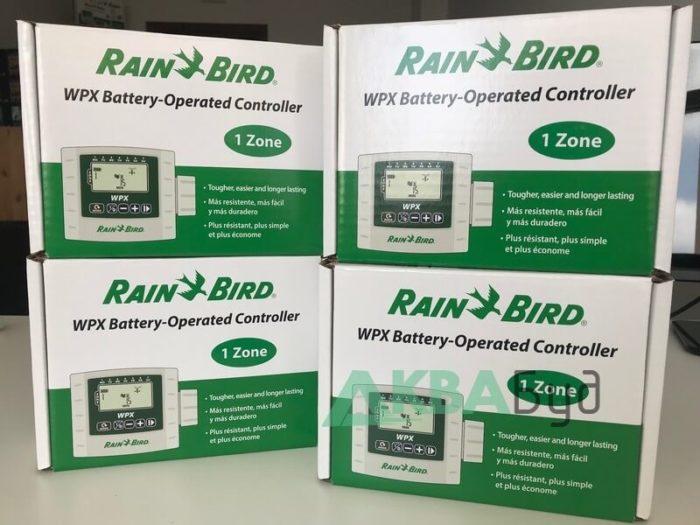 Контроллер на батарейке Rain Bird WPX для капельного полива